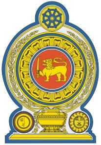 Герб Шри-Ланка