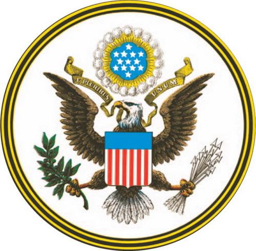 Герб США Соединенных Штатов Америки